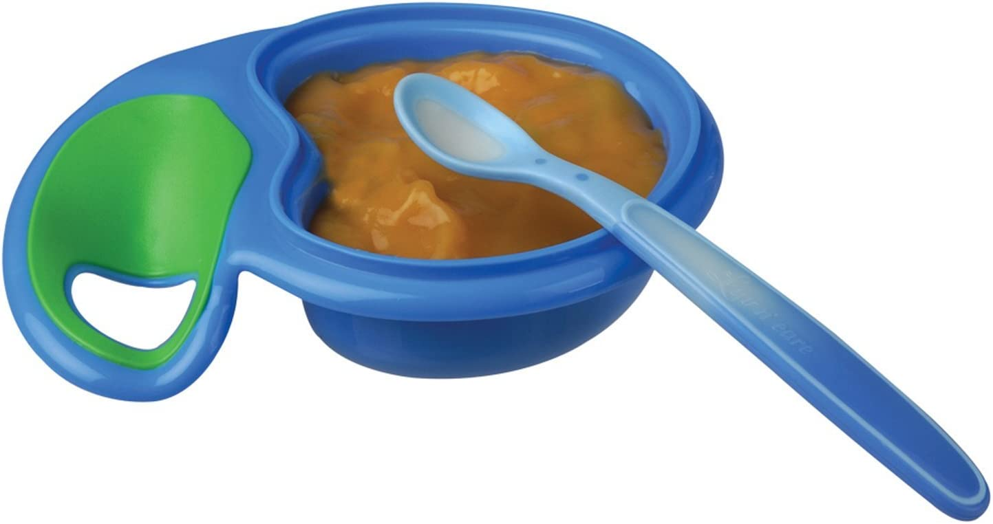 Nuby Flex ID5235BLUE Heat Sensor Spoon Blue
