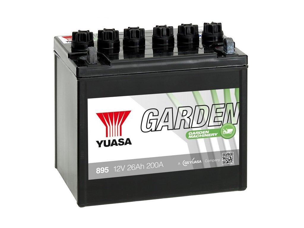 Yuasa 895 Garden Battery GS Yuasa