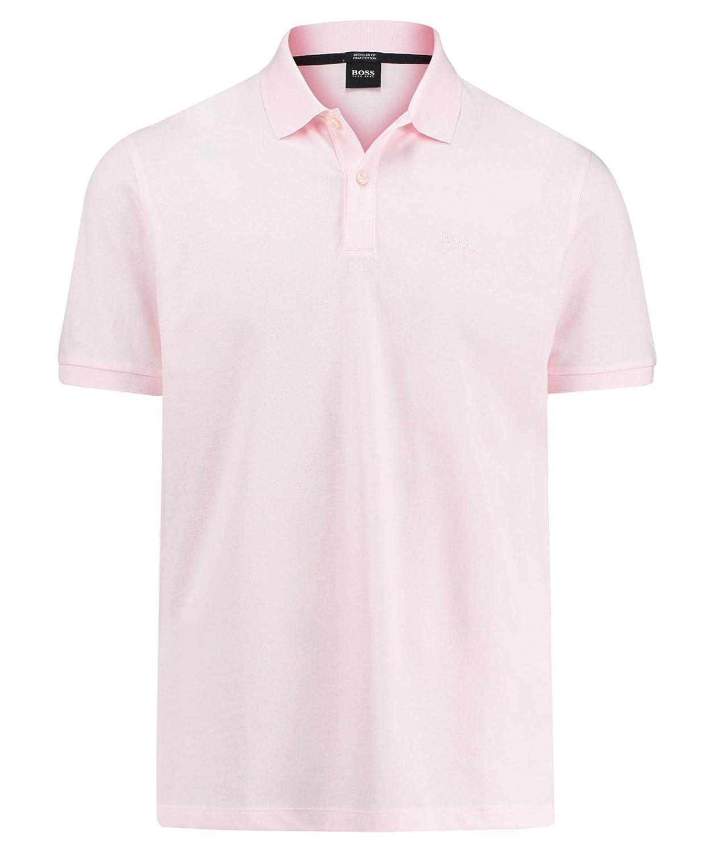 BOSS Hugo Polo - para Hombre Rosa Rosa Large: Amazon.es: Ropa y ...