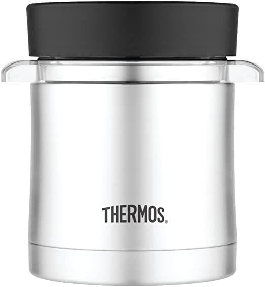 Amazon.com: Thermos Tarro de alimentos con recipiente para ...