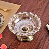 SJQKA-Ashtray Ashtray European Glass Ashtray Ashtray Home Furnishing Decoration Fashion Creative Living Room