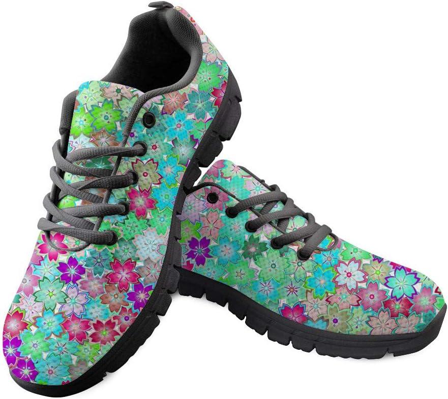 ACISS Chaussures De Sport pour Femmes, Chaussures De Sport Tout-Aller 004