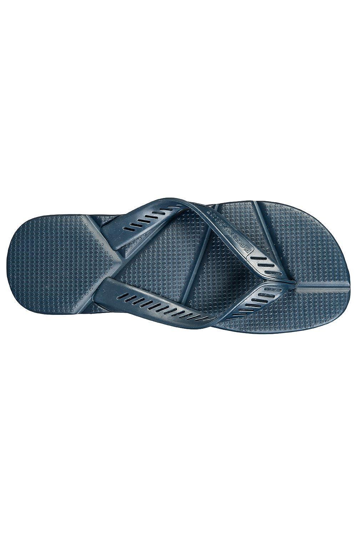 Emporio 2116625p Armani Herren-Designer Flip-flops 2116625p Emporio 480 UK8/eu42 Navy-Blau - 79de80