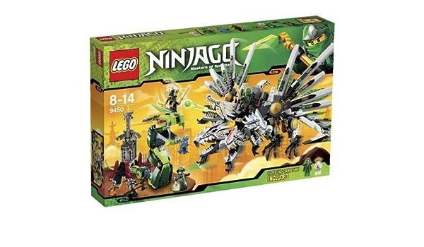LEGO Lego Ninjago -Batalla del dragón - 9450 + Lego Ninjago ...