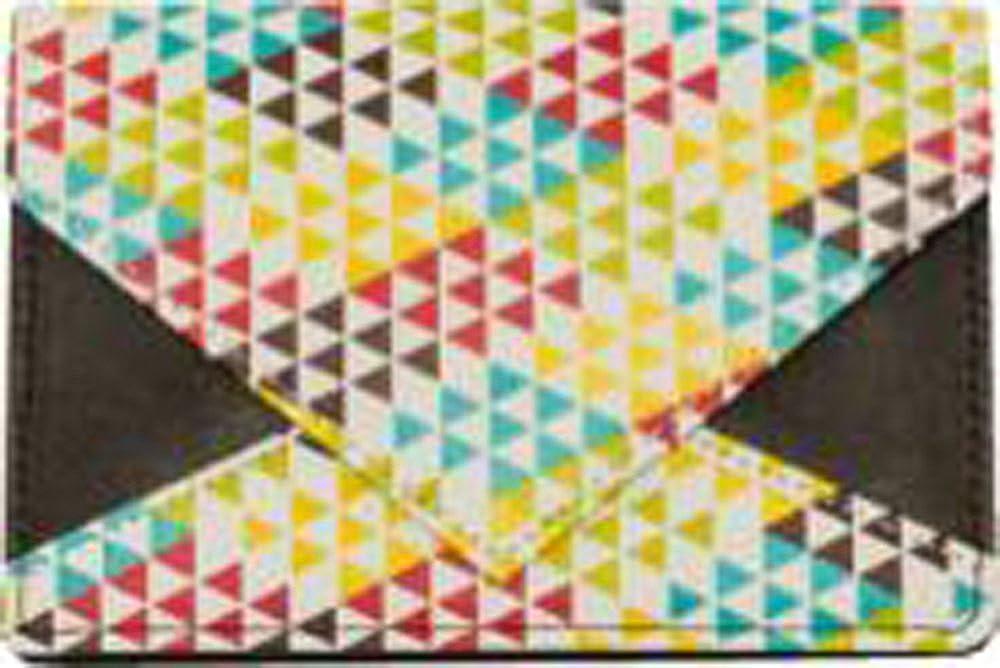 遊禅革 UROKO 鱗 カードケース  カラフル(1083) B00SWIKI5E