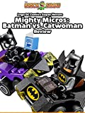 Review: Lego DC Comics Super Heroes Mighty Micros: Batman vs. Catwoman
