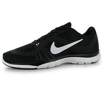 0006cd1c28329 Nike Flex Trainer 6 Training Shoes Damen schwarz/weiß Fitness Trainer  Sneakers, schwarz/