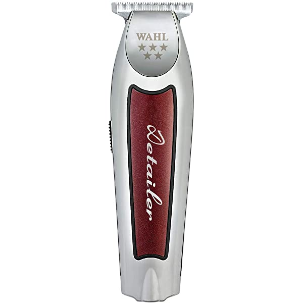 Wahl Detailer T Wide Cordless sin Cable con Cuchilla de Ancho 38mm ...
