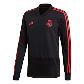 adidas Training Top Real Madrid EU 2018 19  Amazon.fr  Sports et Loisirs d1464696ff8e9