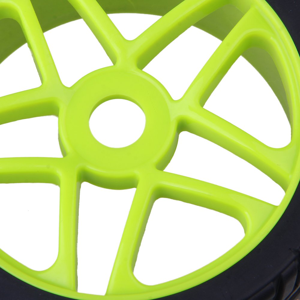 8 Fuoristrada hub Auto gomme Cerchioni per lesecuzione sul Cemento Terra BQLZR 17 Millimetri rc 1