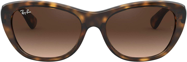 Ray-Ban Montures de lunettes Femme Marron (Havana Claro)