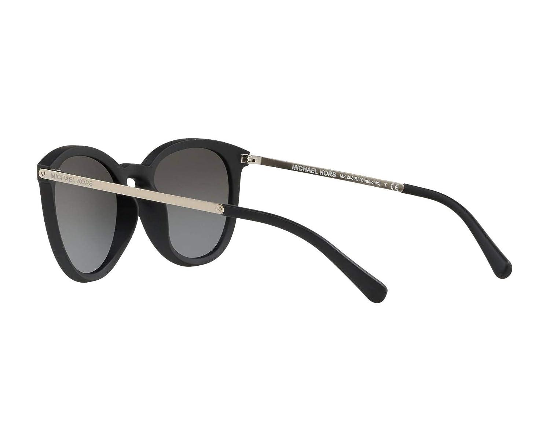 e7726a01d2 Sunglasses Michael Kors MK 2080 U 33326G MATTE BLACK at Amazon Men s  Clothing store