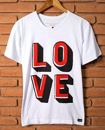 94c821215c Camiseta Love  Amazon.com.br  Amazon Moda