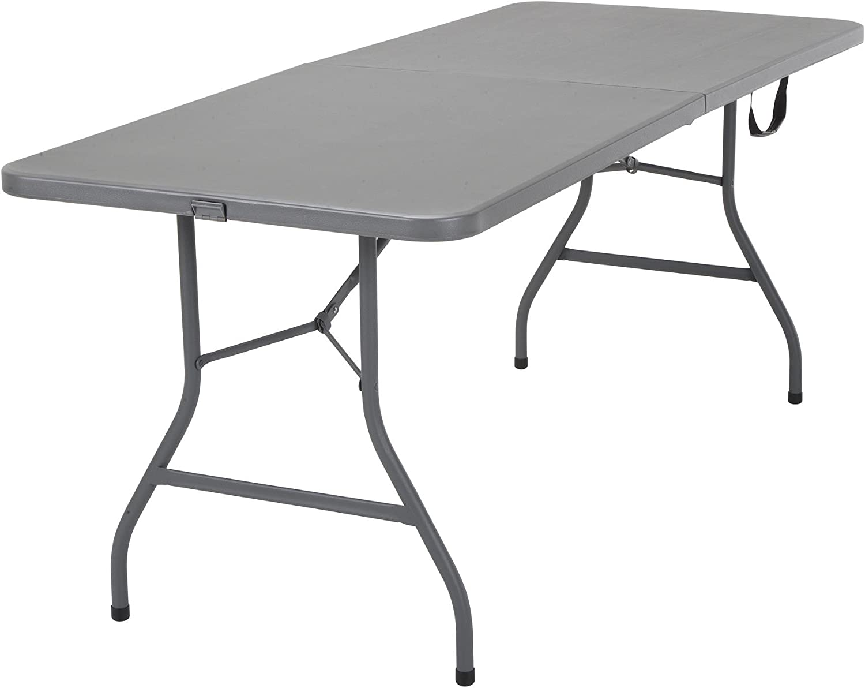 COSCO Signature Centerfold Picnic Folding Table