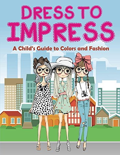 Dress Impress Coloring Book Art ebook
