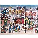 Byers' Choice Christmas Village Advent Calendar #AC21