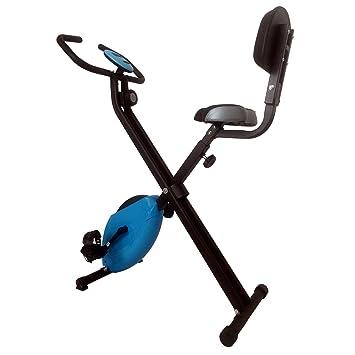 gyrowheel bicicleta estática plegable Unisex, Azul