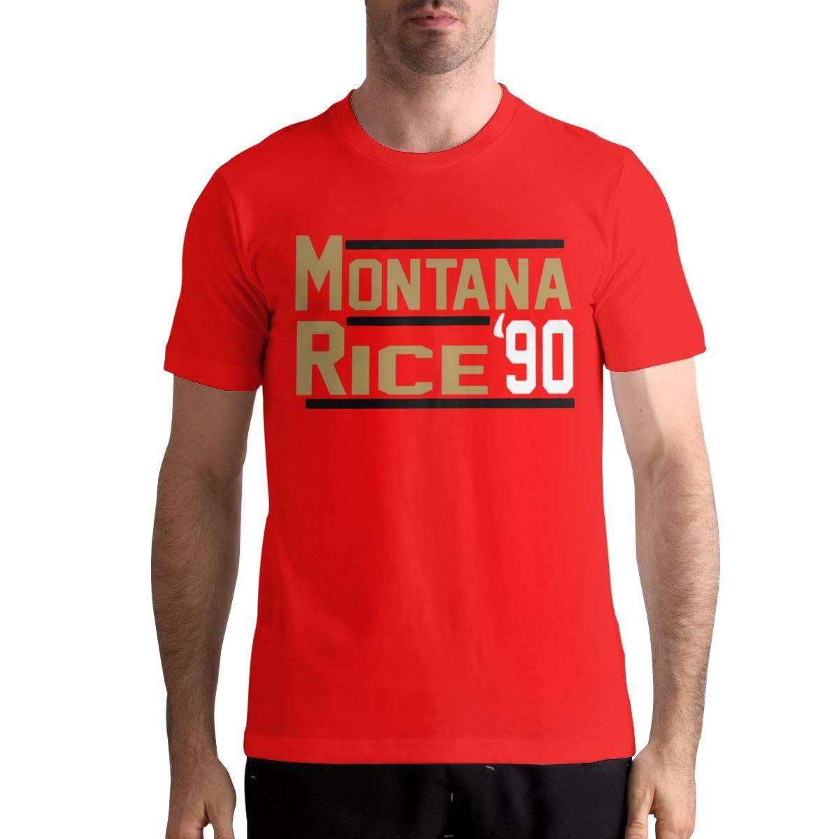 Lindadfeeney Montana Rice S Trend T Shirts Athletic