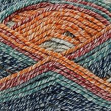 King Cole Drifter Chunky Knitting Yarn Super Soft Acrylic Blend Wool 100g Ball (Istanbul - 2158)