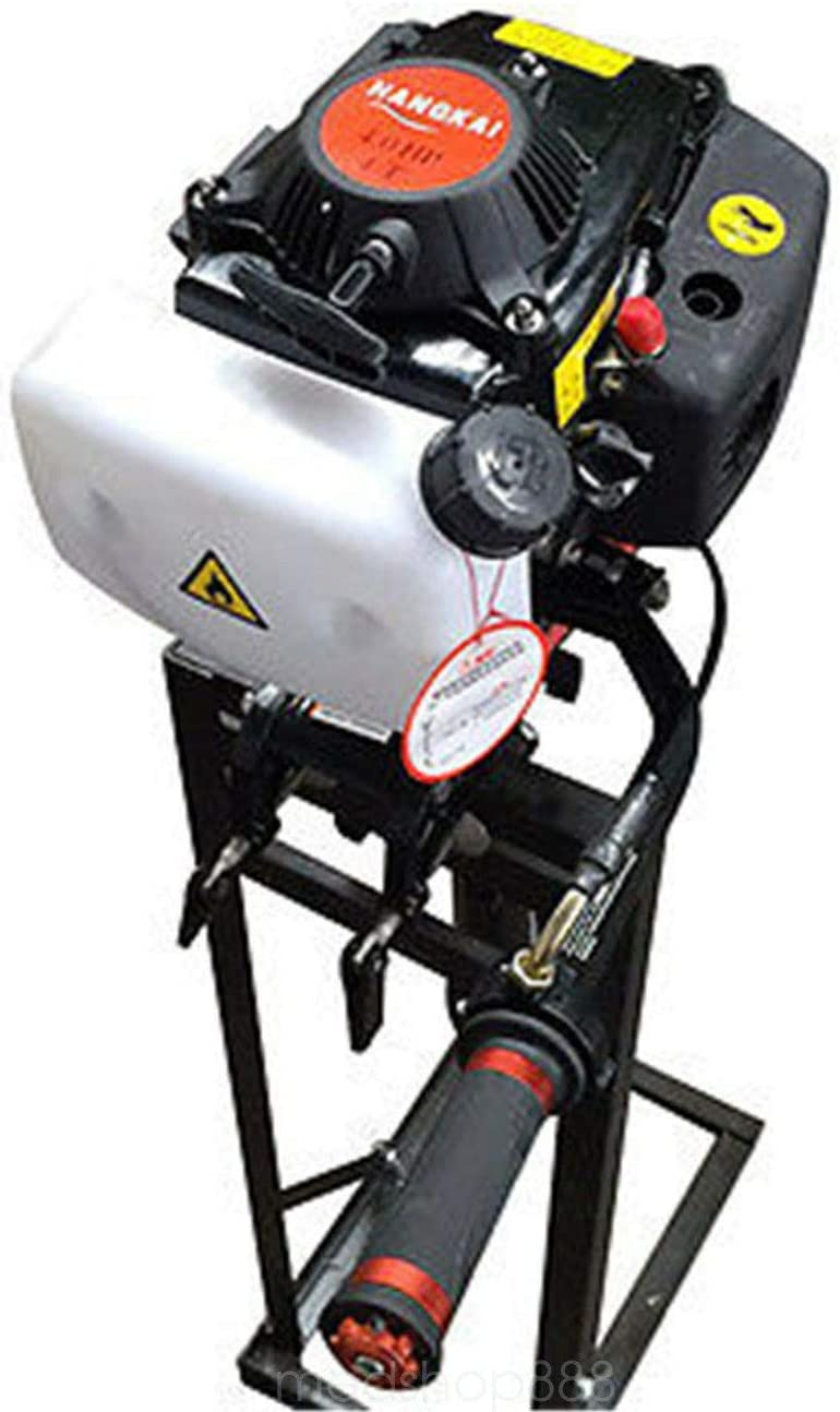 TFCFL 4HP Outboard Motor 4 Stroke Fishing Boat Engine CDI Air Cooling System