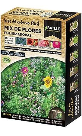 Huerto Urbano - Mix de flores Zonas sombrias - Batlle: Amazon.es ...