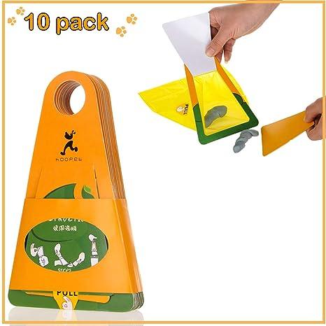 Amazon.com: Tchrules - Bolsas de basura para perros ...
