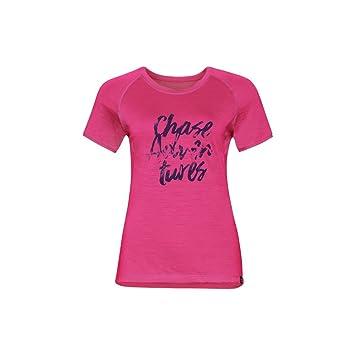 Odlo Damen Bl Top Crew Neck S//S Ceramiwool T-Shirt