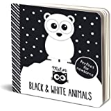 Milo's Black and White Animals