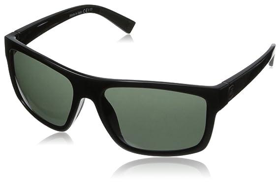 bd487ca02aeb Amazon.com: VonZipper Speedtuck Rectangular Sunglasses,Black Gloss ...