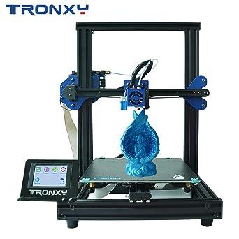 TRONXY Nueva impresora 3D mejorada XY-2 PRO Montaje rápido ...