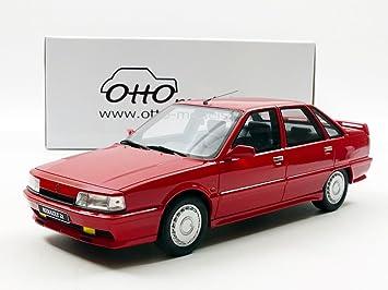 Otto Mobile ot707 Renault r21 2L Turbo Phase 1 - 1988 (escala 1/18, rojo: Amazon.es: Juguetes y juegos