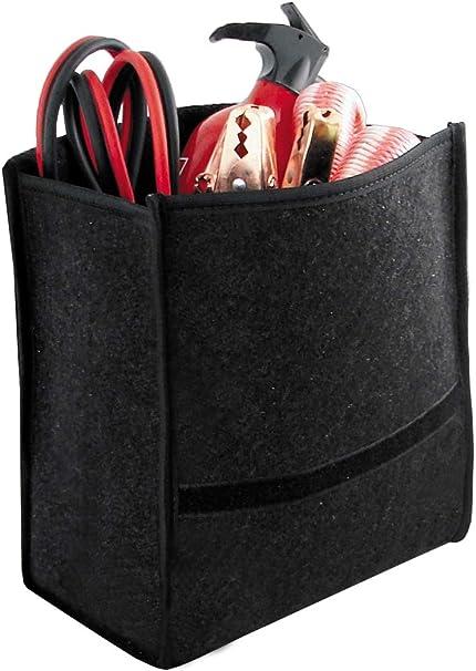 Ejp Bags Kofferraumtasche Small Bag In Farbe Schwarz Passend Für 500 Auto
