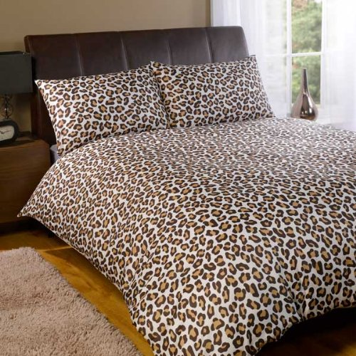 bettw sche mit leopardenmuster my blog. Black Bedroom Furniture Sets. Home Design Ideas
