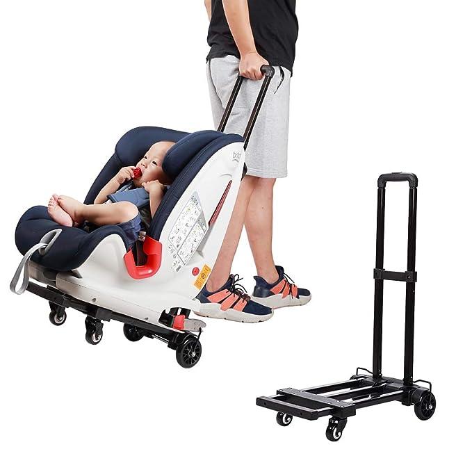 Car Seat Travel Carts - Lightweight Car Seat Travel Cart