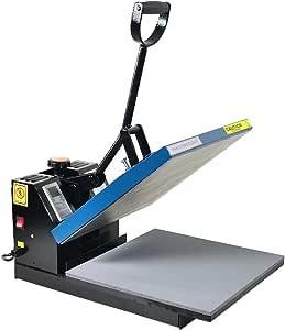 Fancierstudio Power Heat Press Digital Heat Press 15 x 15 Sublimation Heat Press Rhinestone Heat Press T-Shirt Heat Press FS15x15 BB