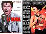 Selena (10th Anniversary) + La Bamba DVD Musical Set Special Edition & Bonus Videos