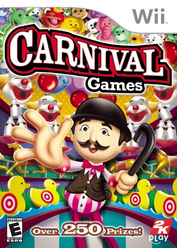 Carnival Games - Nintendo Wii by 2K