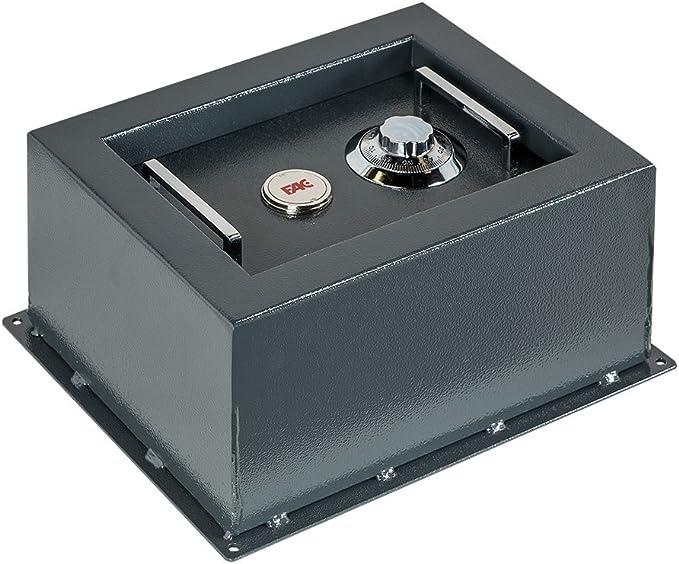 FAC 9081-AS - Caja fuerte para suelo (32x25x16cm): Amazon.es ...
