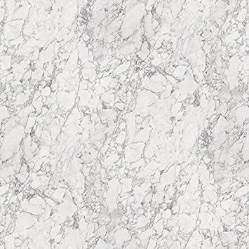 Umleimer 1.32m /× 40mm /× 0.6mm WORKTOPEXPRESS Wei/ßer Marmor Resopal K/üchenarbeitsplatten