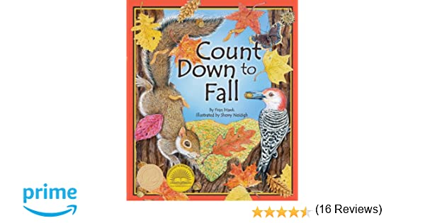 Amazon.com: Count Down to Fall (9781607188650): Fran Hawk, Sherry ...