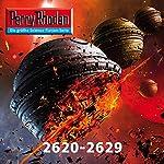 Perry Rhodan: Sammelband 23 (Perry Rhodan 2620-2629) | Christian Montillon,Uwe Anton,Arndt Ellmer,Hubert Haensel,Michael Marcus Thurner
