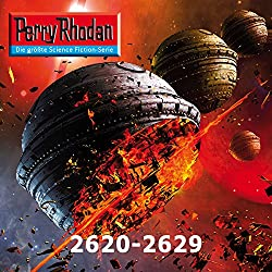 Perry Rhodan: Sammelband 23 (Perry Rhodan 2620-2629)