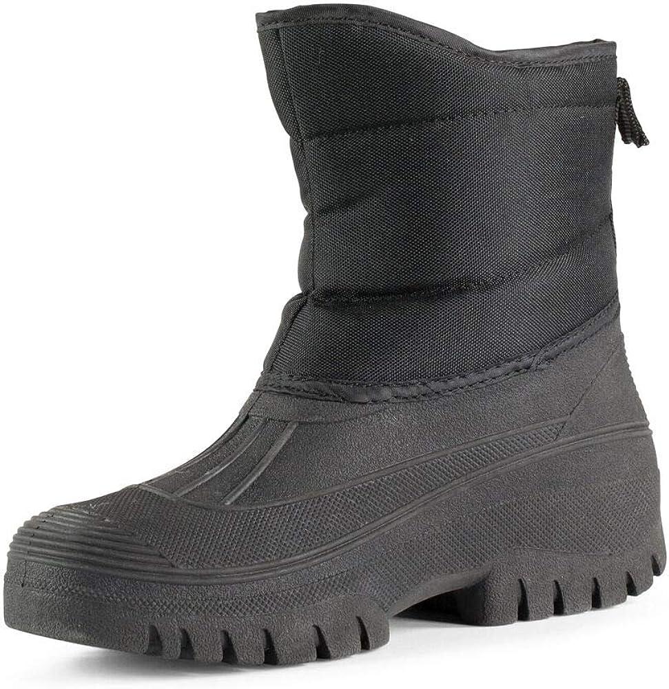 Oxford Nylon und Gummi horze Winter Stallstiefel Pro Stallarbeiten ...