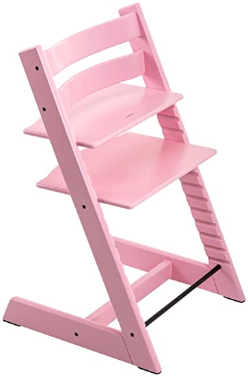 Stokke Tripp Trapp Highchair, Soft Pink