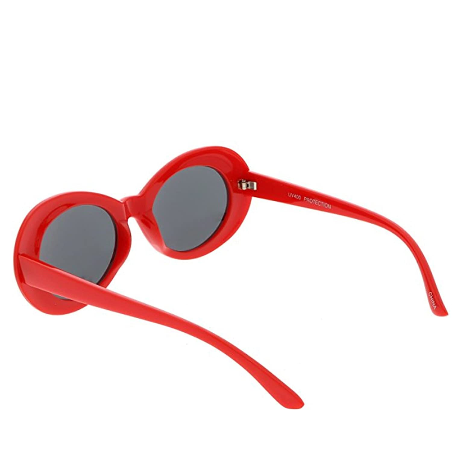 FOURCHEN Clout Goggles Sunglasses for kids Bold Retro Oval Round Lens FOURCHEN Bold Retro Oval Mod Thick Frame Sunglasses Round Lens Clout Goggles 100/% UV Proof Sunglasses for girls//boys Toddler Sunglasses Kids Sunglasses
