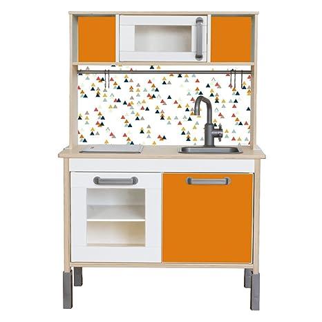 Adesivo adatto per il tuo IKEA bambini Cucina DUKTIG (colore ...