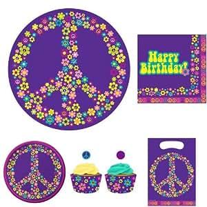 Groovy Girl Birthday Party Bundle