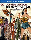 Justice League: New Frontier Commemorative Edition (BD/DVD/UV Combo) [Blu-ray]