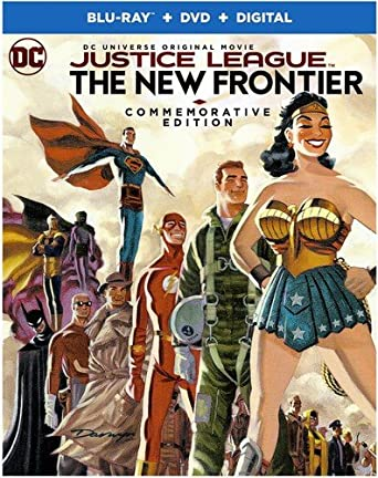 Image result for Justice League: The New Frontier