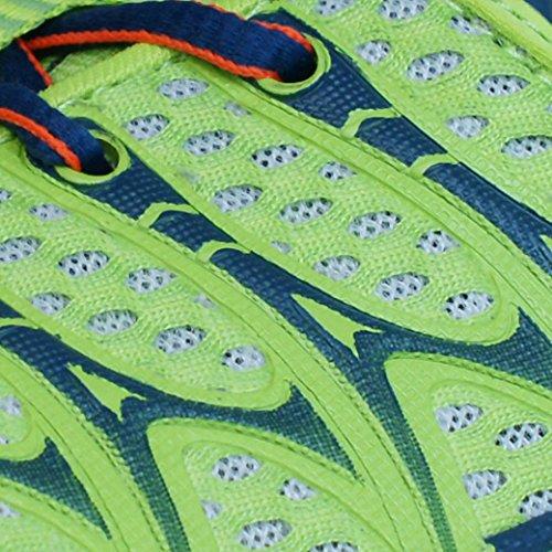 Merrell MIX MASTER MOVE - Zapatillas de running de material sintético para hombre Lime